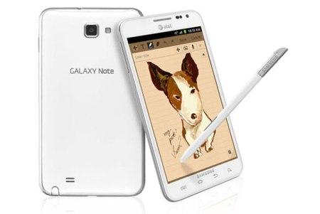 At&t Galaxy Note