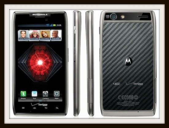 Motorola RAZR MAXX- Upcoming Android Phone