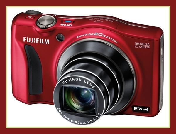 FinePix F800EXR Digital camera