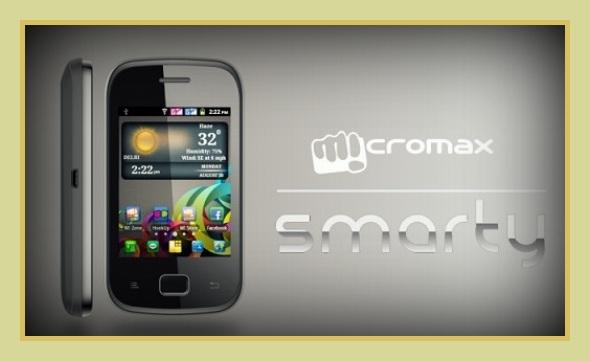 Micromax A25 Smarty