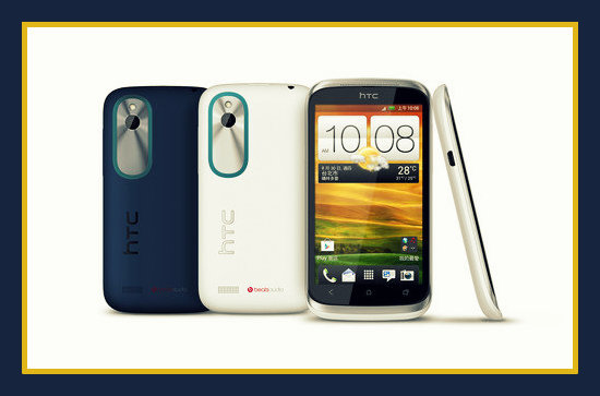 HTC-Desire-X-White