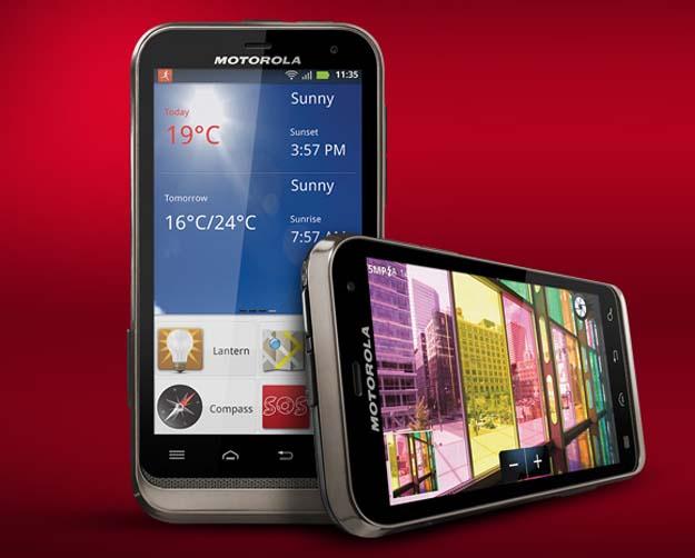 Motorola Defy XT