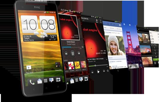 Upcoming HTC Phones