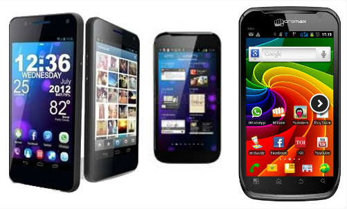 Micromax A84 images