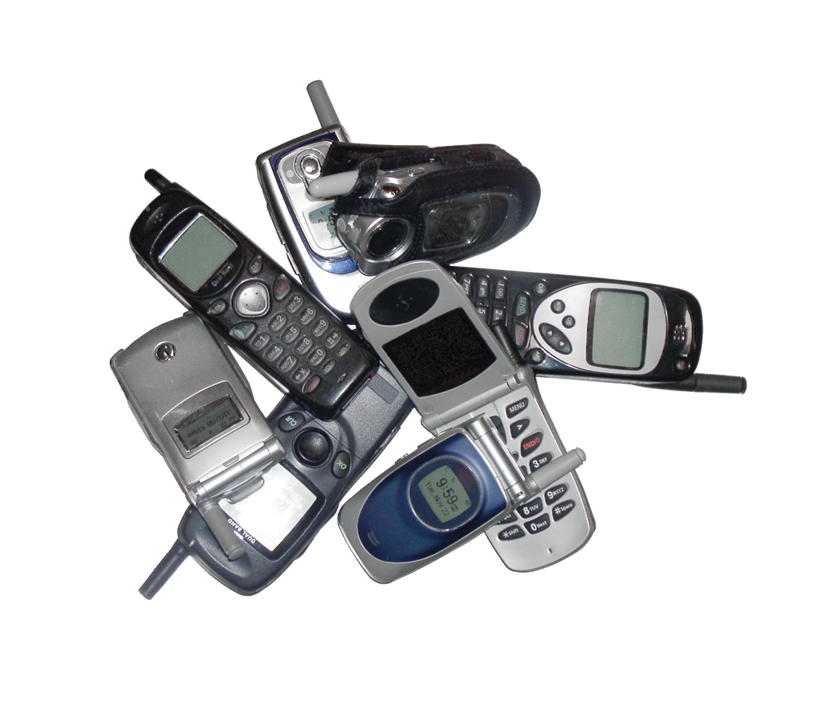 Disposable mobile phones