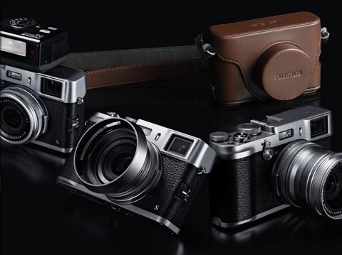 Fujifilm X100S image