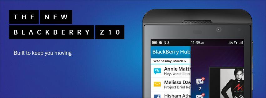 BlackBerry Z10 camera