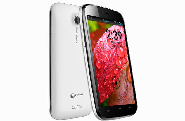Micromax Canvas 3