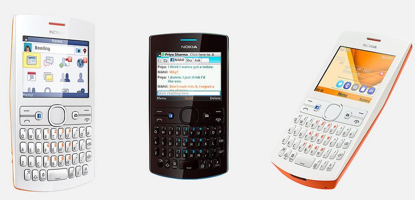 Nokia Asha 205 Dual Sim
