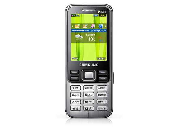 Samsung Metro Duos C3322