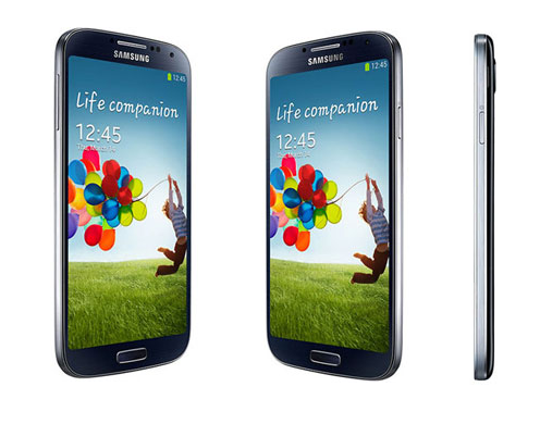 Galaxy S4 Design