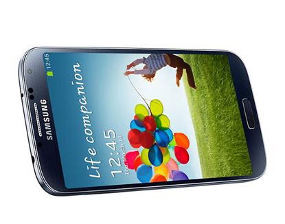 Galaxy S4 black Mist