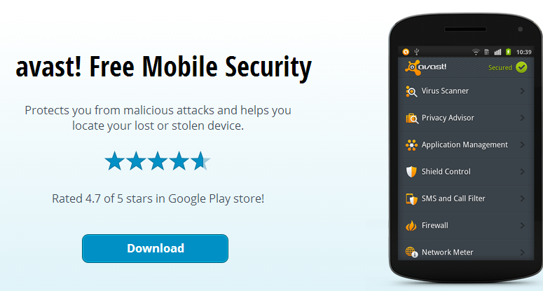 5 Best Antivirus for Android Phones: Smartphone Security