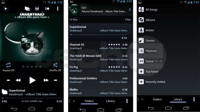 Music Playing Apps