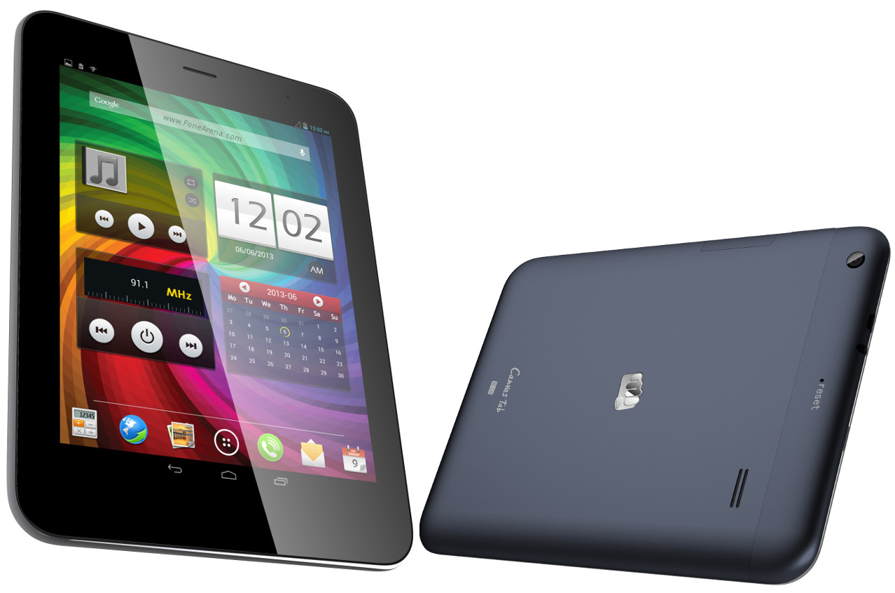 Micromax Canvas Tablet P-650