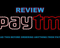 PayTM Review