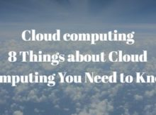 cloud computing facts