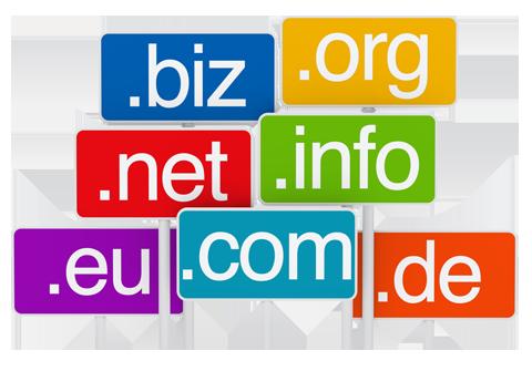 domain and branding