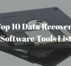 data recovery tool list
