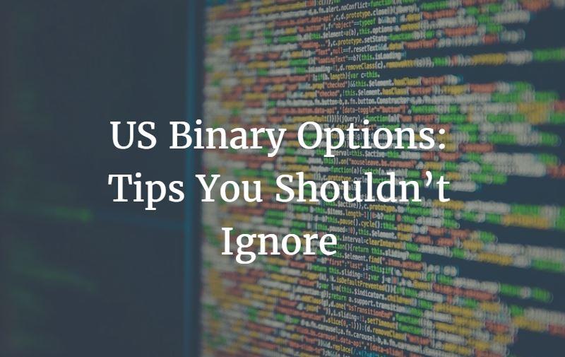 Free binary options tips