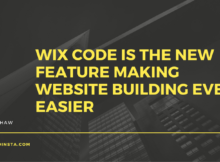 Wix Code is the New Feature Making Website Building Even Easier