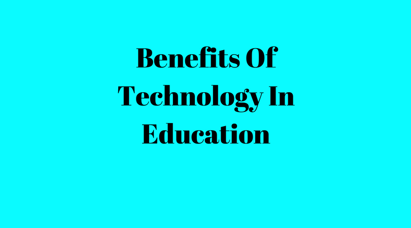 benefits to technology in education Children can benefit greatly from access to the internet, educational games and educational apps on tablets the most common way for technology to be implemented in classrooms research indicates that different colours are beneficial to education (see our 'how colour affects learning' article.